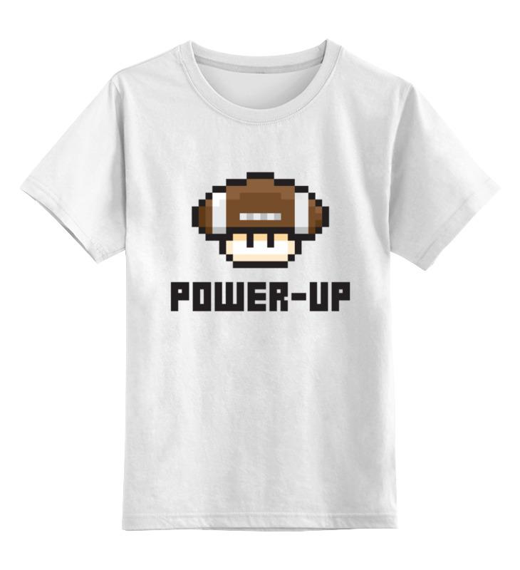 Printio Гриб (марио) детская футболка классическая унисекс printio звезда марио