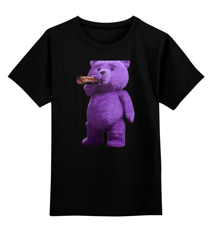 Детская футболка классическая унисекс Printio Мишка тэд детская футболка классическая унисекс printio мишка в цветах