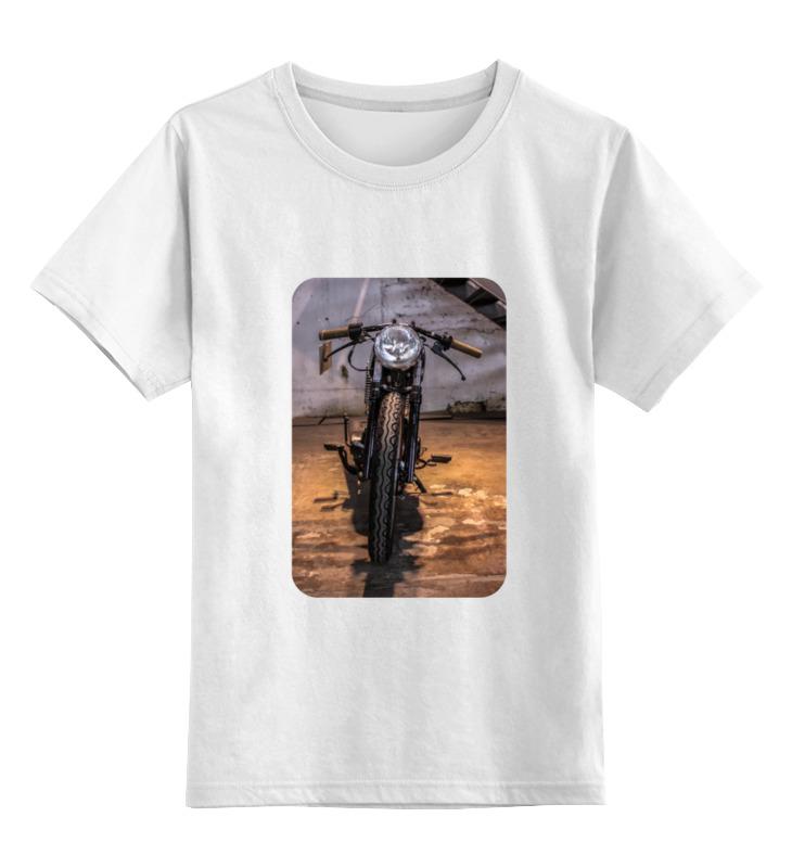 Детская футболка классическая унисекс Printio Honda футболка honda