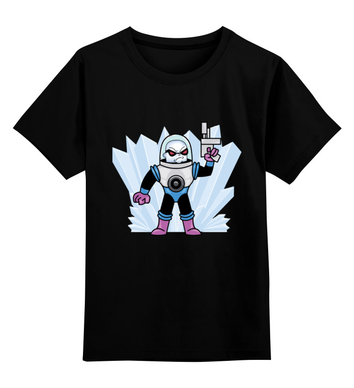 Printio Мистер фриз футболка wearcraft premium printio мистер фриз