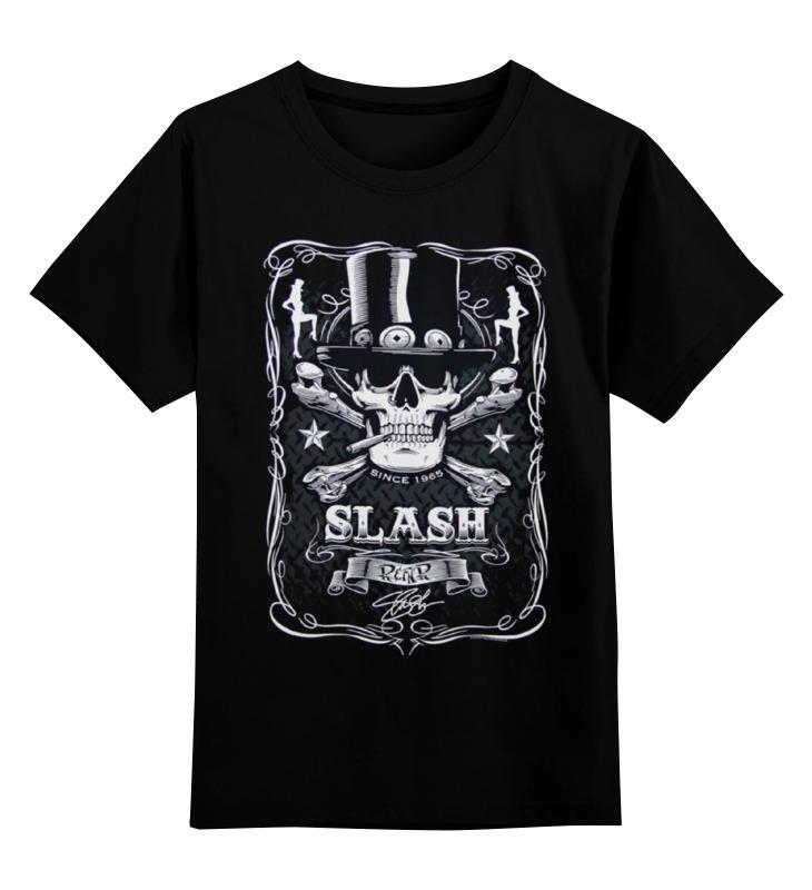 Детская футболка классическая унисекс Printio Guns n' roses d203 starter 2 guns tattoo complete kit