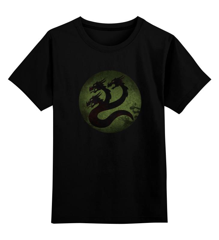 Детская футболка классическая унисекс Printio Alpha legion t-shirt футболка классическая printio dota2 t shirt