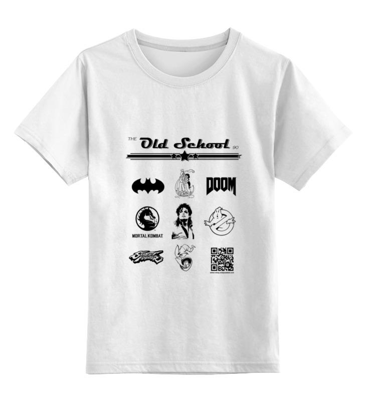 Фото - Printio the old school 90 series ii детская футболка классическая унисекс printio the old school 90 series iv