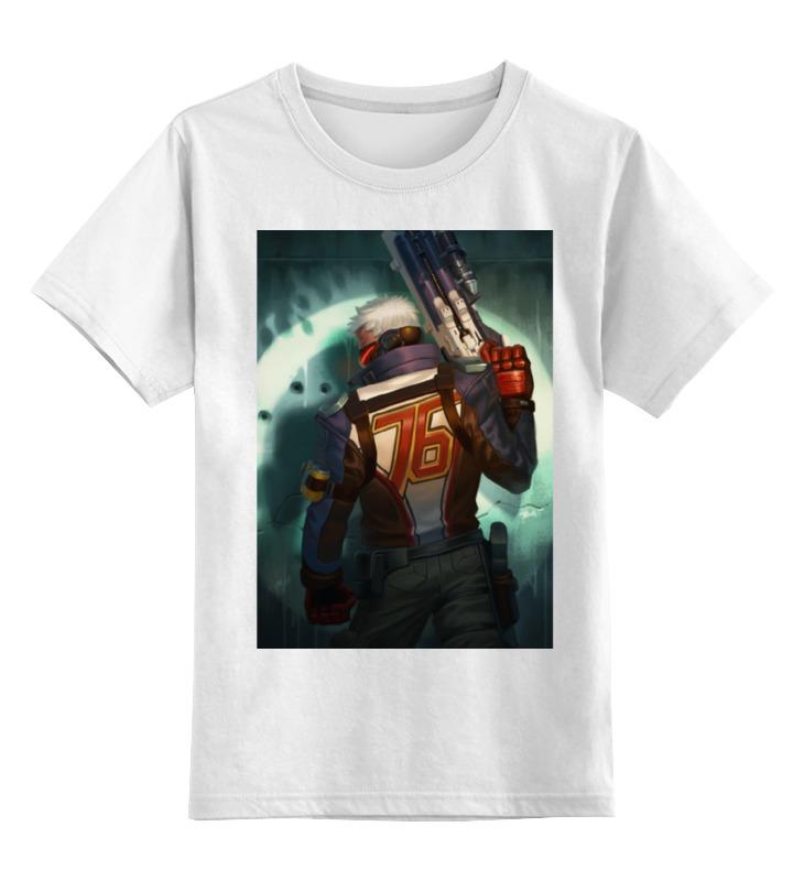 Детская футболка классическая унисекс Printio Солдат 76 детская футболка классическая унисекс printio неизвестный солдат