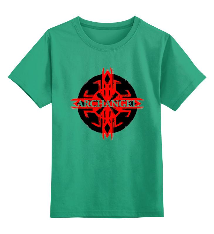 Детская футболка классическая унисекс Printio Archangel ( архангел)