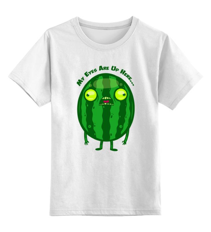 Printio Забавный арбуз детская футболка классическая унисекс printio забавный арбуз