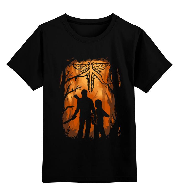 Детская футболка классическая унисекс Printio Одни из нас (the last of us) футболка print bar the last of us