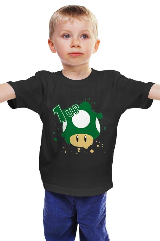 Детская футболка классическая унисекс Printio Марио ( mario ) mario hernandez сумка mario hernandez l1 pf 1008