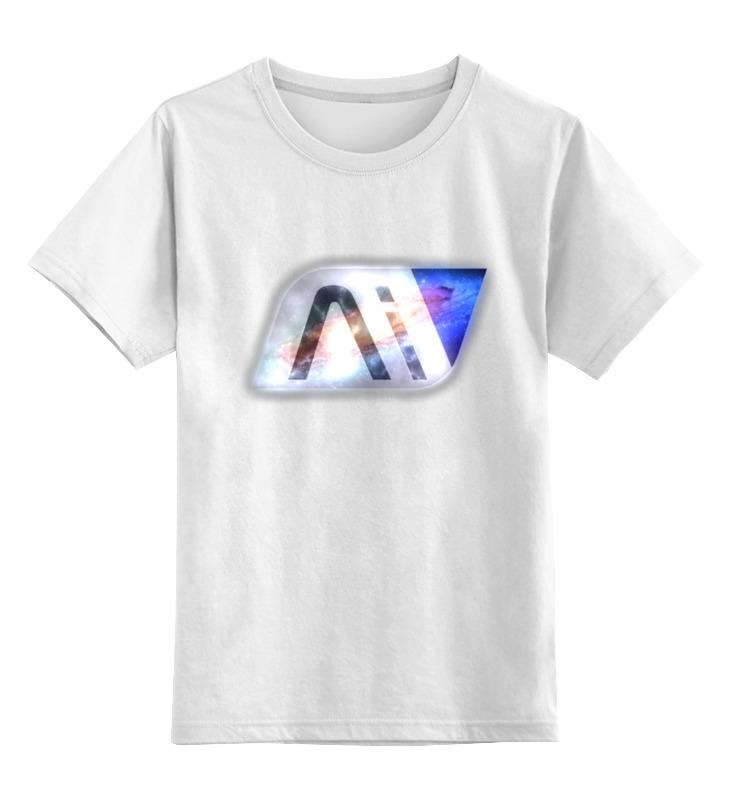 Детская футболка классическая унисекс Printio Mass effect andromeda игра для ps4 mass effect andromeda 5bps4 русские субтитры5d