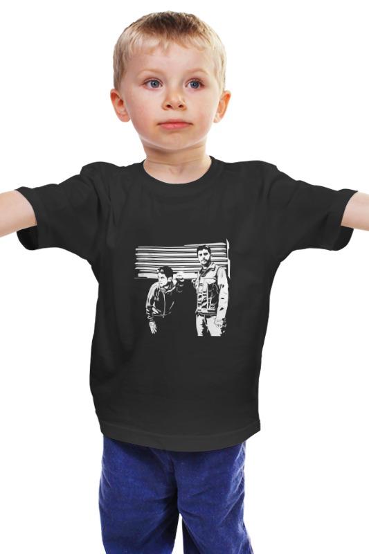 Детская футболка классическая унисекс Printio Estopa интим препарат испанская мушка где можно