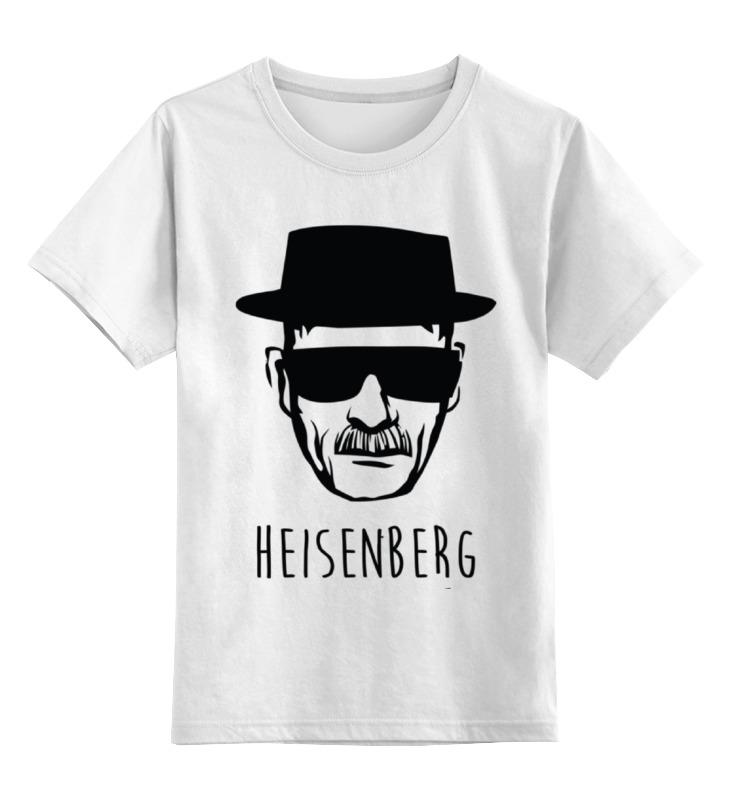 Детская футболка классическая унисекс Printio Во все тяжкие (breaking bad) детская футболка классическая унисекс printio bad boy