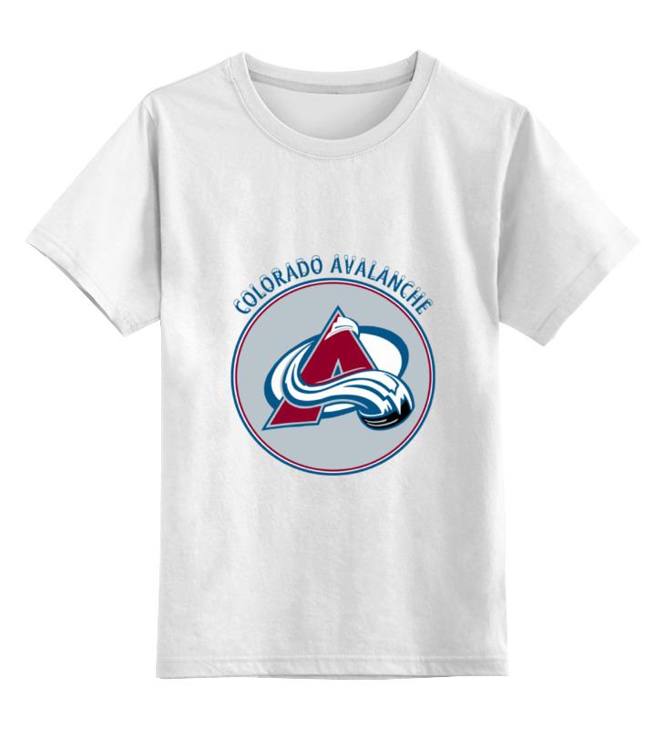 Детская футболка классическая унисекс Printio Колорадо эвеланш мойка longran ultra uls615 500 08 колорадо