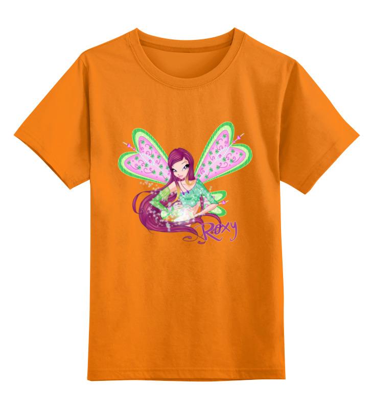 Детская футболка классическая унисекс Printio Winx club