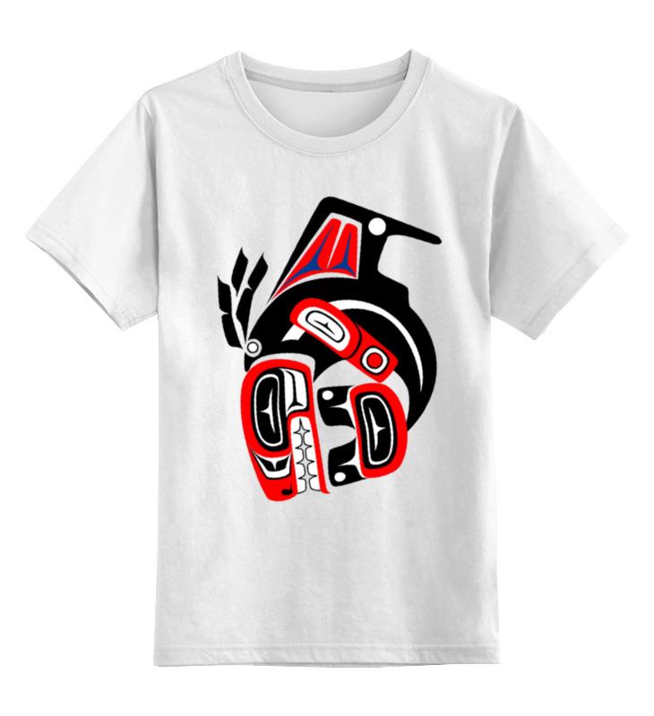 Детская футболка классическая унисекс Printio Orcinus orca детская футболка классическая унисекс printio мачете