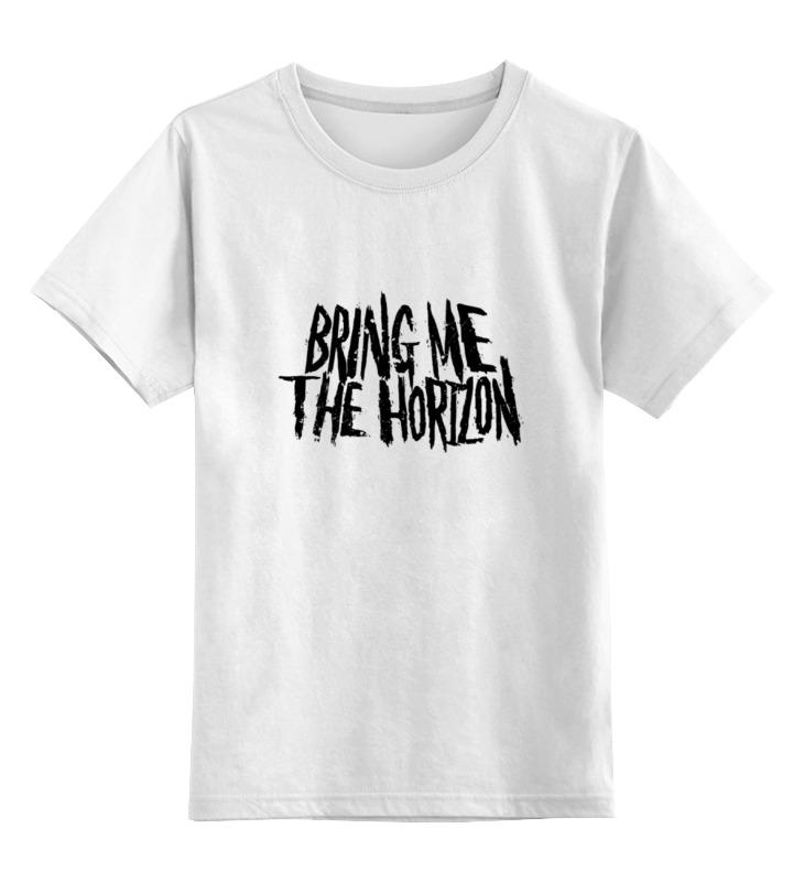 Детская футболка классическая унисекс Printio Bring me the horizon 218 0755113 216 0755113