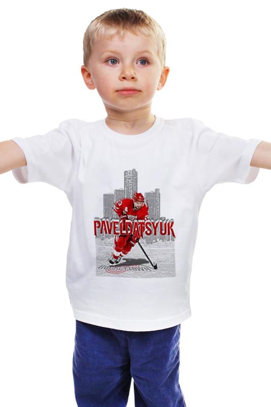 Детская футболка классическая унисекс Printio Павел дацюк павел федоров аз и ферт или свадьба с вензелями водевиль