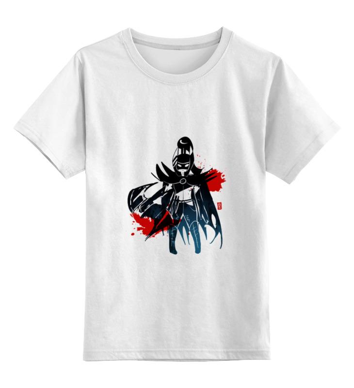Детская футболка классическая унисекс Printio Phantom assassin футболка print bar shogun assassin