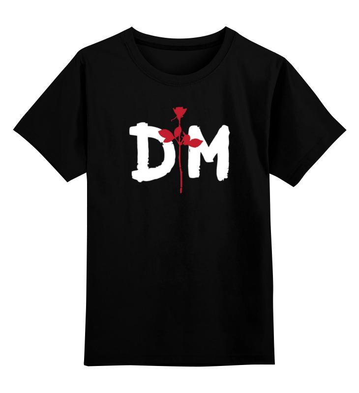 Детская футболка классическая унисекс Printio Depeche mode детская футболка классическая унисекс printio мачете