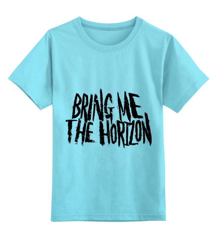 Детская футболка классическая унисекс Printio Bring me the horizon футболка классическая printio bring me the horizon молитва