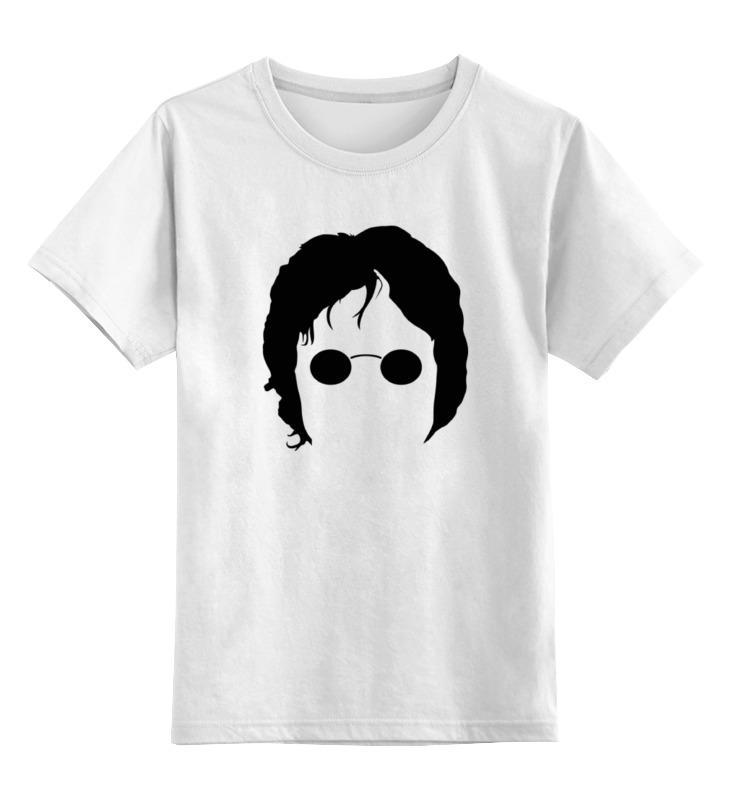 Детская футболка классическая унисекс Printio Джон леннон детская футболка классическая унисекс printio художник