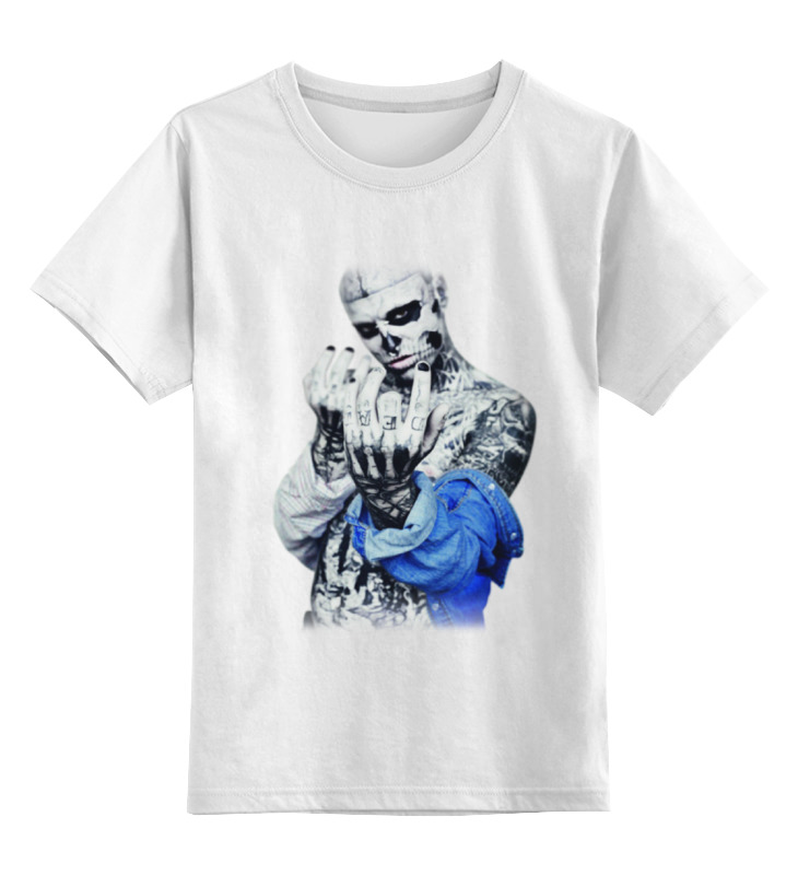 Printio Zombie boy цена и фото