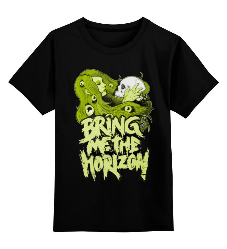 Детская футболка классическая унисекс Printio Bring me the horizon детская футболка классическая унисекс printio try me