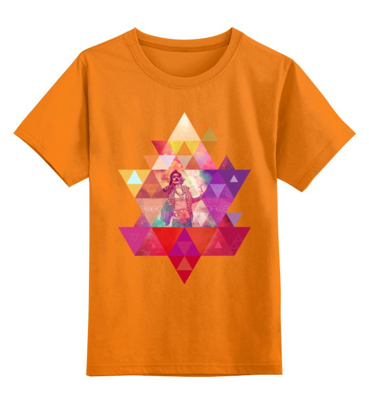 Детская футболка классическая унисекс Printio hipsta swag collection: salvador dali