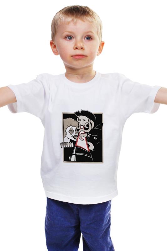 где купить  Детская футболка классическая унисекс Printio Other movies  по лучшей цене