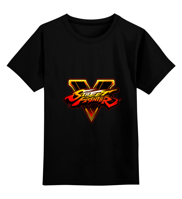 Детская футболка классическая унисекс Printio Super street fighter кепка printio super street fighter