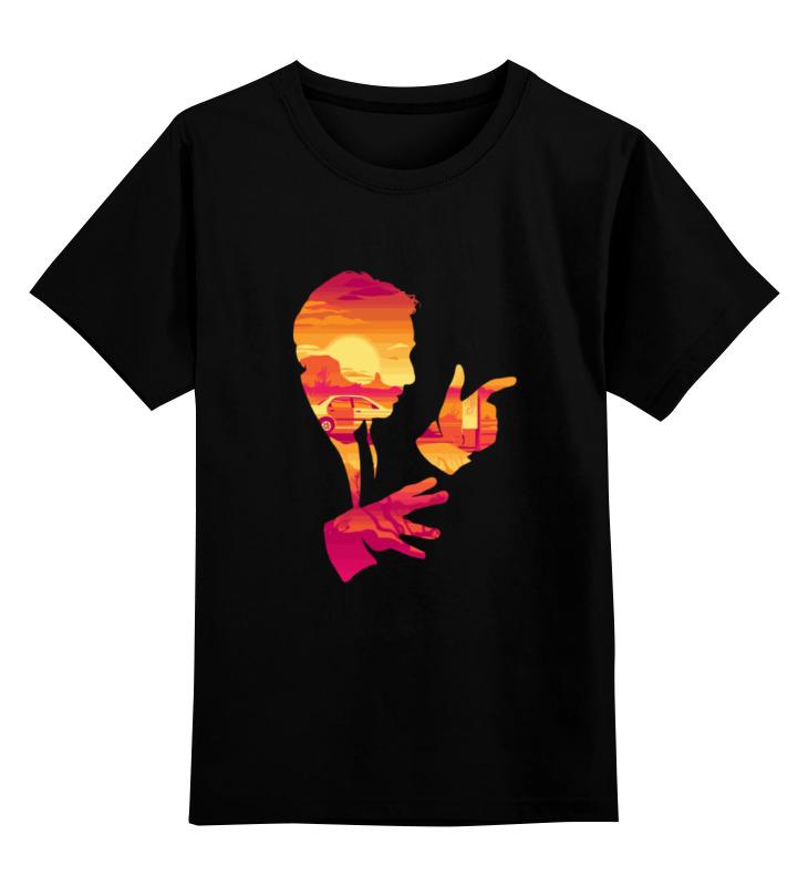 Детская футболка классическая унисекс Printio Сол гудман (better call saul) детская футболка классическая унисекс printio better call saul