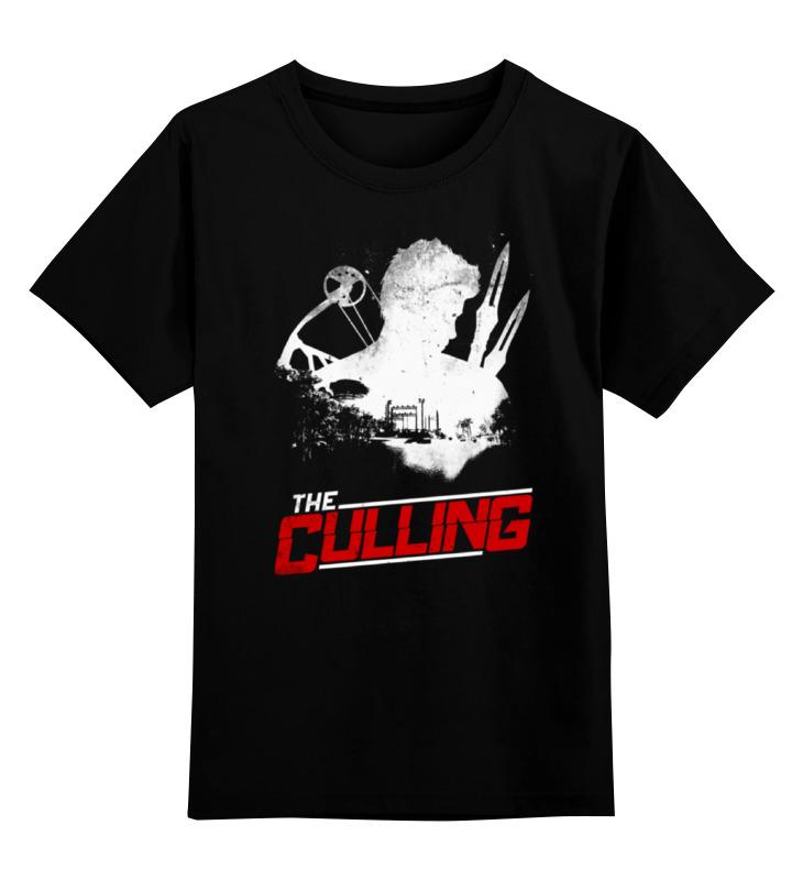 Детская футболка классическая унисекс Printio The culling детская футболка классическая унисекс printio the cure wish