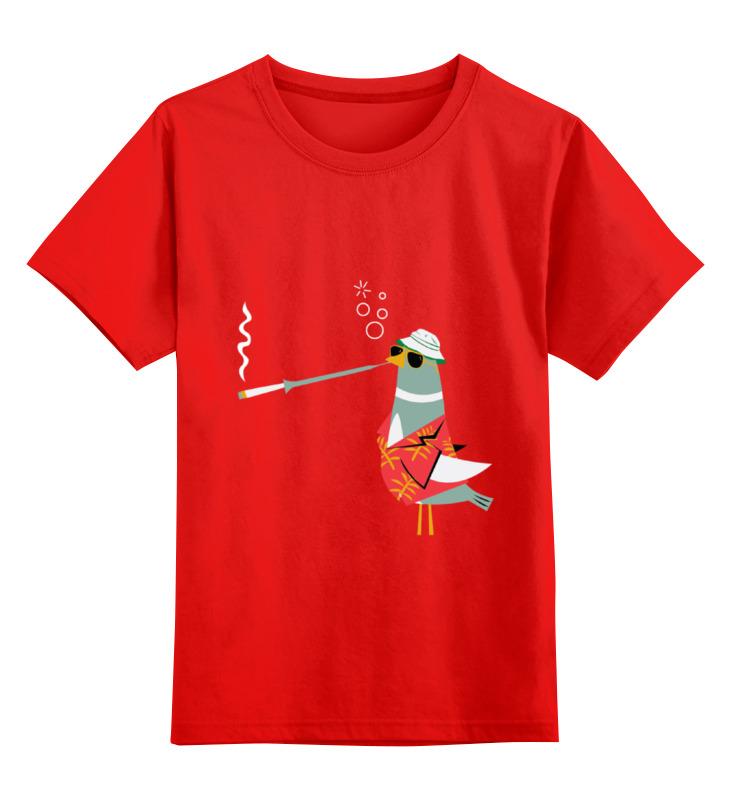 Детская футболка классическая унисекс Printio Страх и ненависть в лас-вегасе цена и фото