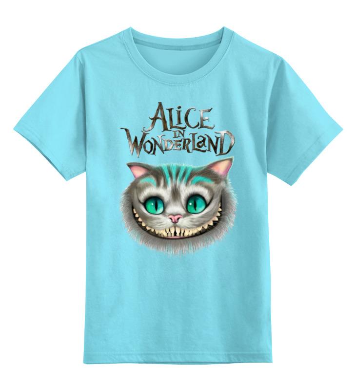 Детская футболка классическая унисекс Printio Кот. детская футболка классическая унисекс printio абстрактный кот