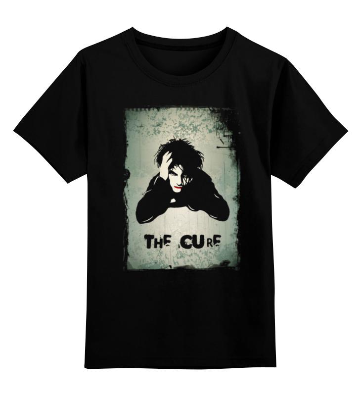 Детская футболка классическая унисекс Printio The cure band детская футболка классическая унисекс printio the cure wish