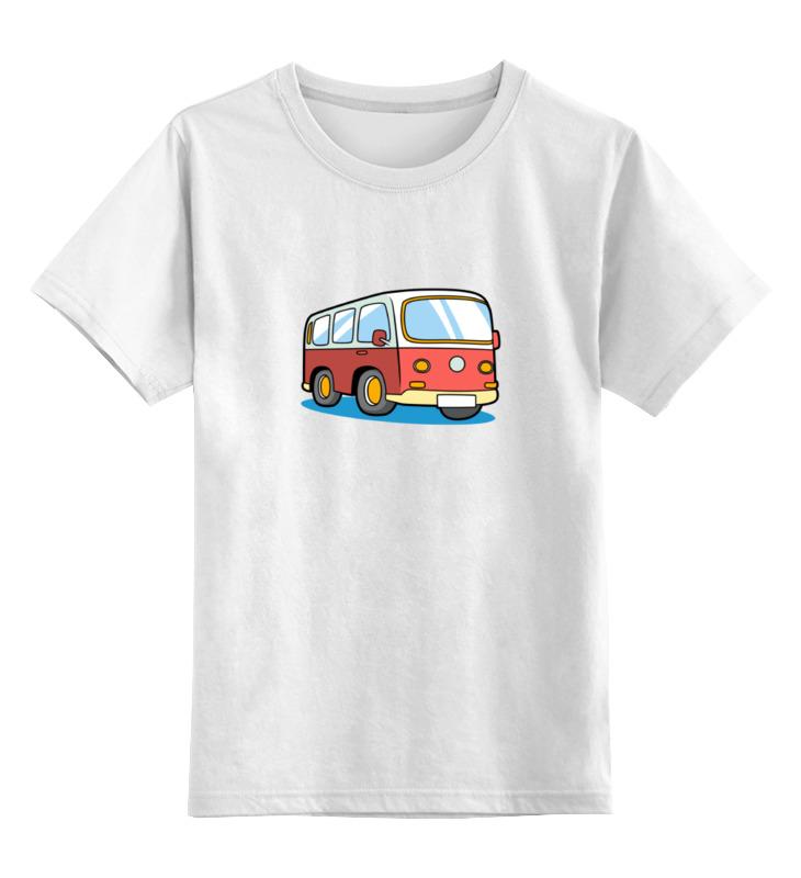 Детская футболка классическая унисекс Printio Travel футболка классическая printio travel