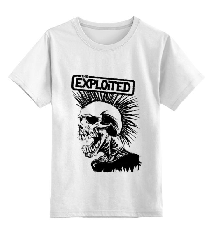 Детская футболка классическая унисекс Printio Exploted 2 футболка классическая printio 62 2% в саратове