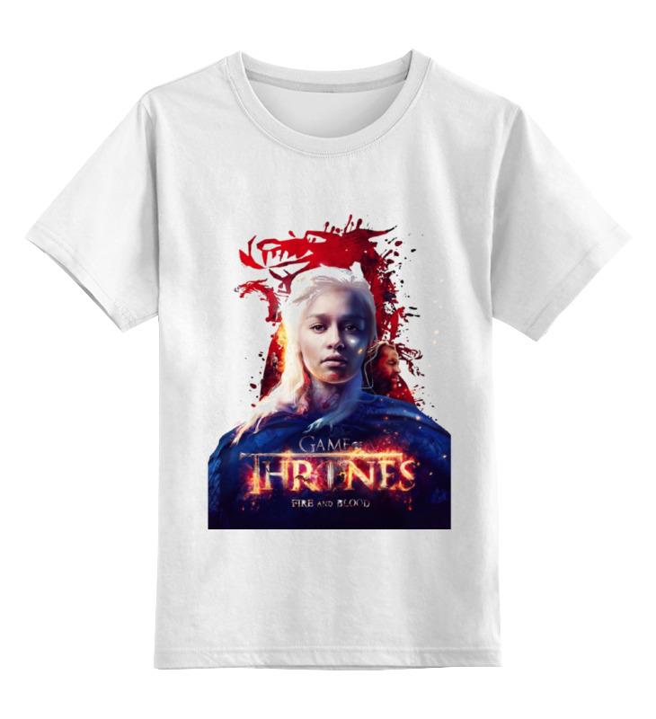 Printio Игра престолов детская футболка классическая унисекс printio игра престолов winter is coming
