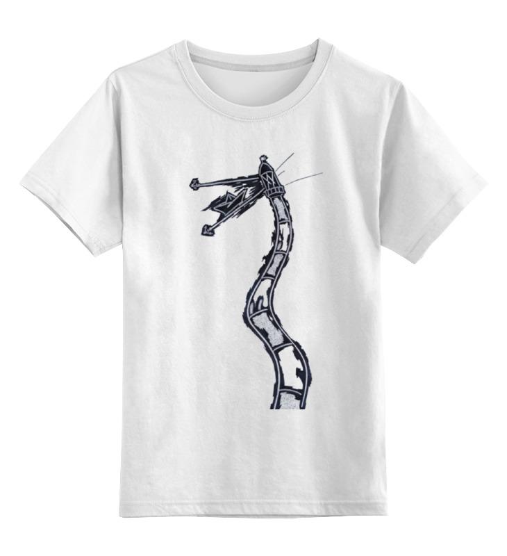 Детская футболка классическая унисекс Printio маяк
