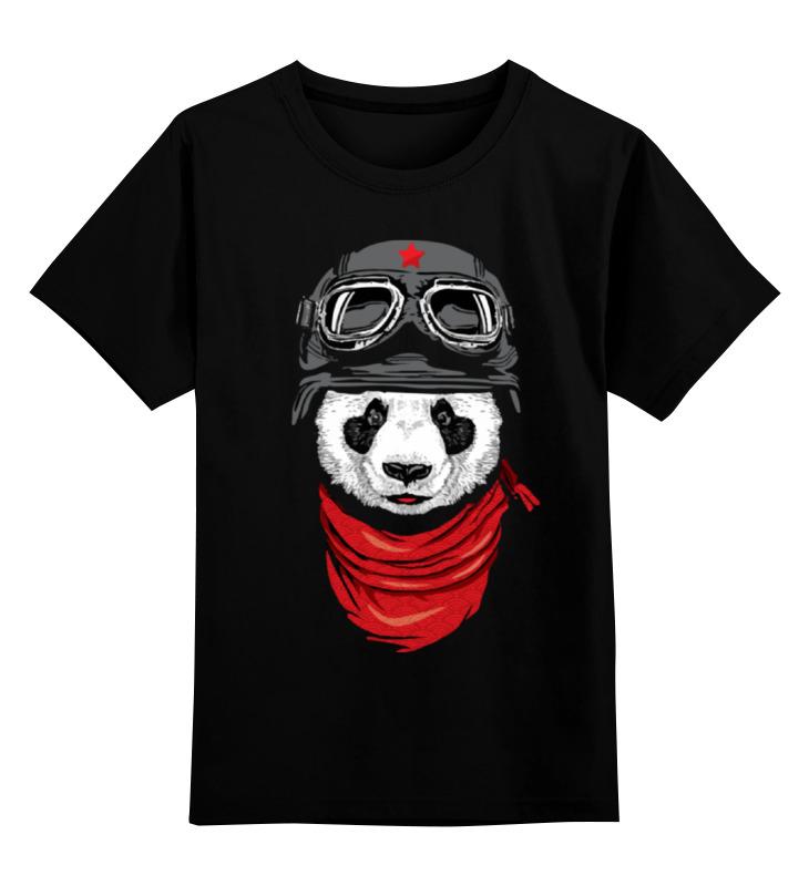 Детская футболка классическая унисекс Printio Soviet pandamania ссср детская футболка классическая унисекс printio сделано в ссср