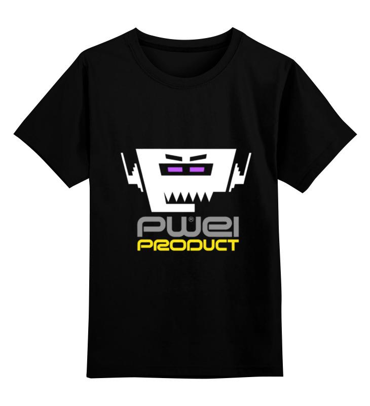 Детская футболка классическая унисекс Printio Pop will eat itself / product стоимость