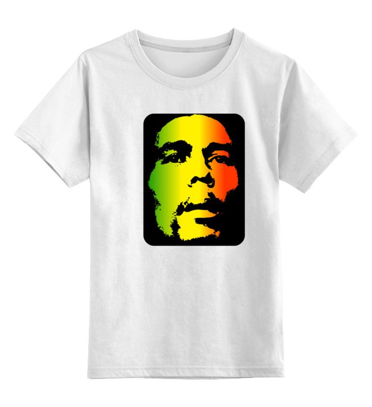 Фото - Детская футболка классическая унисекс Printio Marley детская футболка классическая унисекс printio bob marley