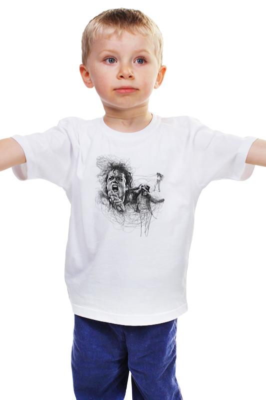 Детская футболка классическая унисекс Printio Знаменитости знаменитости в челябинске