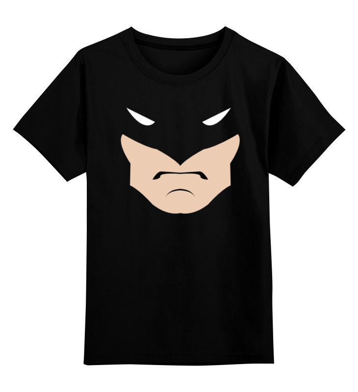 Детская футболка классическая унисекс Printio Бэтмен детская футболка классическая унисекс printio мачете