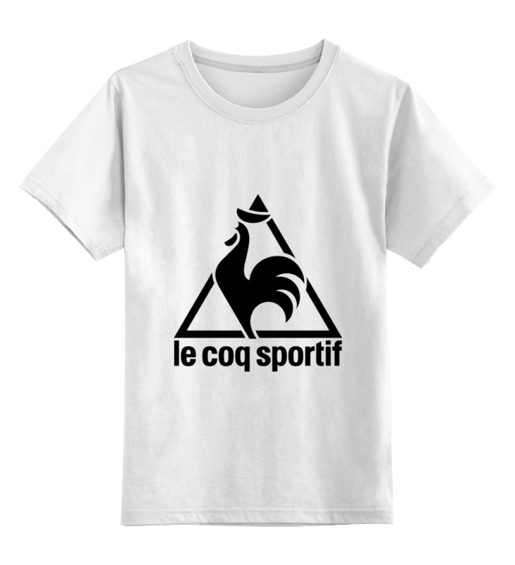 где купить Детская футболка классическая унисекс Printio Le coq sportif по лучшей цене