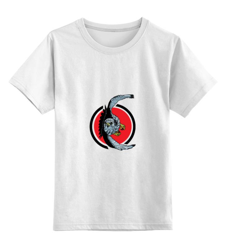 Детская футболка классическая унисекс Printio Eagle