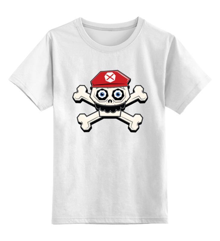 Printio Марио детская футболка классическая унисекс printio звезда марио