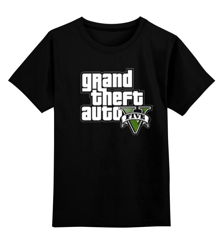 Детская футболка классическая унисекс Printio Grand theft auto футболка классическая printio grand theft auto 5