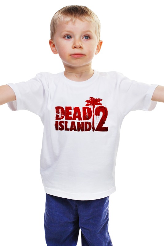Детская футболка классическая унисекс Printio Dead island 2 детская футболка классическая унисекс printio 62 2% в саратове