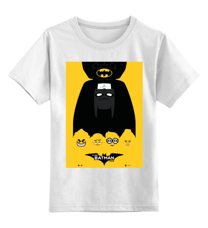 Детская футболка классическая унисекс Printio Лего фильм: бэтмен / the lego batman movie детская футболка классическая унисекс printio лего lego