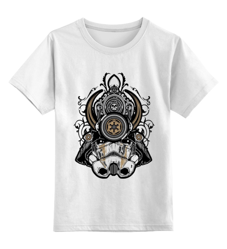 Детская футболка классическая унисекс Printio Незабвенные звёздные войны! детская футболка классическая унисекс printio звёздные войны